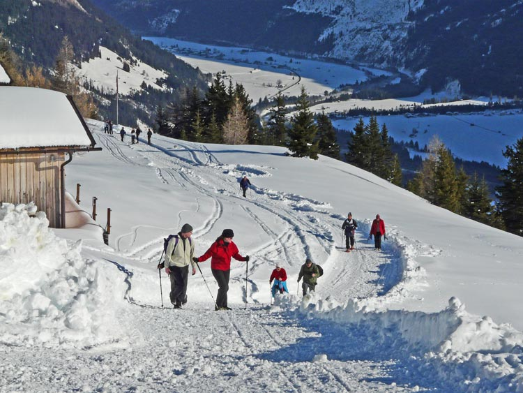 Foto: vince 51 / Schneeschuh Tour / Von Elbigenalp auf die Mutte (2187m) / 29.12.2008 22:10:49