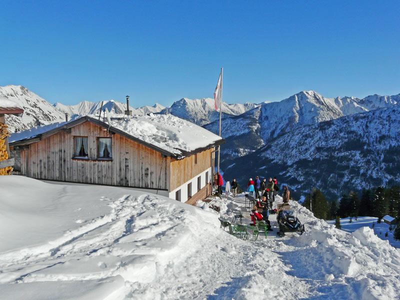 Foto: vince 51 / Schneeschuh Tour / Von Elbigenalp auf die Mutte (2187m) / 29.12.2008 22:11:20