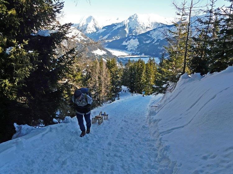 Foto: vince 51 / Schneeschuh Tour / Von Elbigenalp auf die Mutte (2187m) / 29.12.2008 22:10:08