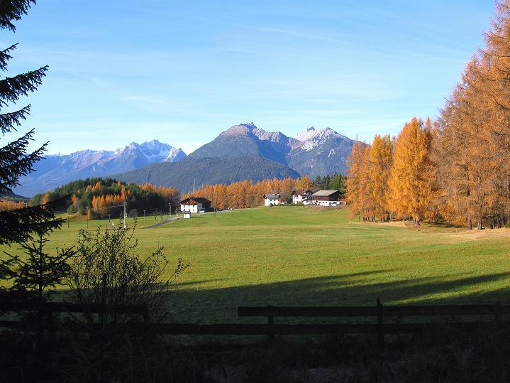 Foto: Andreas Koller / Klettersteig Tour / Klettersteig auf die Wankspitze (2219m) / Herbst am westlichen Mieminger Plateau / 12.11.2008 01:15:29