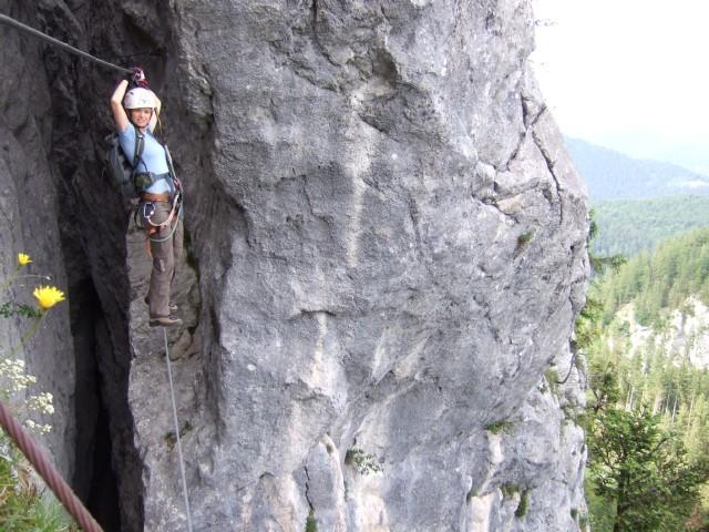 Foto: hofchri / Klettersteig Tour / Mein Land – Dein Land Klettersteig / 02.12.2008 18:44:43