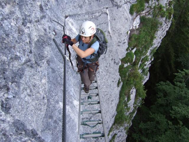 Foto: hofchri / Klettersteig Tour / Mein Land – Dein Land Klettersteig / 02.12.2008 18:45:06