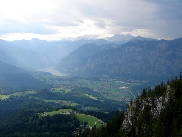 Foto: Manfred Karl / Klettersteig Tour / Mein Land – Dein Land Klettersteig / Hallstätter See mit Dachstein / 13.11.2008 21:32:52