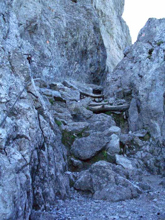 Foto: vince 51 / Wander Tour / Auf die Drei Schwestern / Drei-Schwestern-Steig / 14.11.2008 21:55:56