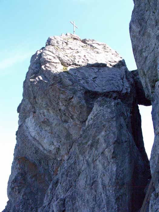 Foto: vince 51 / Wander Tour / Auf die Drei Schwestern / Die kleine Schwester / 14.11.2008 21:52:49