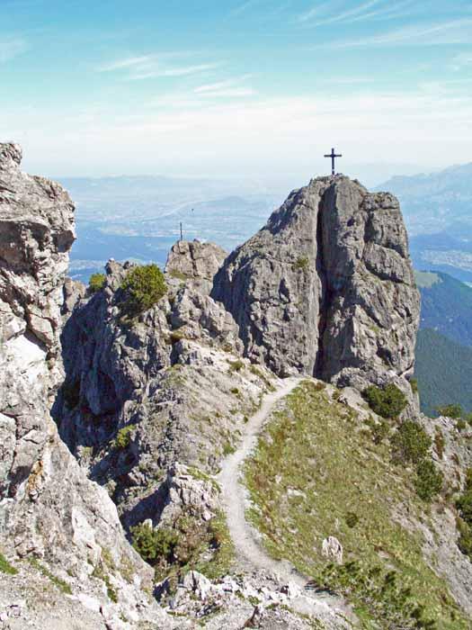 Foto: vince 51 / Wander Tour / Auf die Drei Schwestern / Rückblick auf kleine und Mittlere Schwester / 14.11.2008 21:52:21