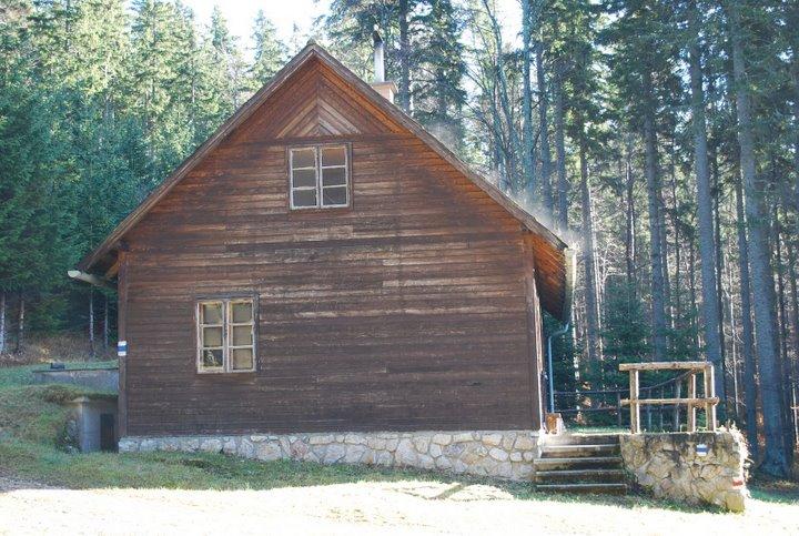 Foto: scouty_caro / Wander Tour / Payerbach - Eng - Lackabodengraben - Bodenwiese - Payerbach / Lackabodenhütte (Waldarbeiterunterkunft) / 18.11.2008 12:01:05