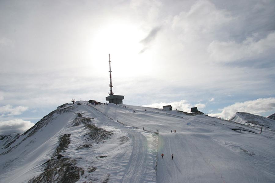 Foto: Romana Koeroesi / Ski Tour / CHAMP OR CRAMP 24.1.2009 / Goldeck Gipfel / 25.11.2008 09:22:53