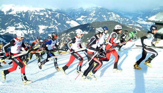 Foto: Romana Koeroesi / Ski Tour / CHAMP OR CRAMP 24.1.2009 / Massenstart / 20.11.2008 11:43:30