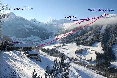 Foto: bergsepp / Ski Tour / Galtenberg Umrundung / Bitte den Webmaster, eines vom doppelten Foto zu löschen und dieses Fot vom Galtenberg und Sagtalerspitzen vorne hinzusetzen / 03.12.2008 10:54:23