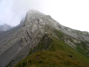 Foto: Datzi / Wander Tour / Rundtour im Gr. Walsertal auf die Rote Wand ( Biwak ) / Mutterwangjoch / 06.12.2008 18:40:27