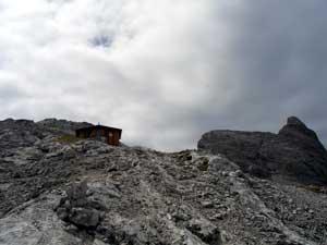 Foto: Datzi / Wander Tour / Rundtour am Steineren Meer über den Hochseiler ( Biwak ) - Brandhorn und Selphorn / Biwakschachtel / 07.12.2008 18:39:28