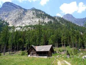 Foto: Datzi / Wander Tour / Rundtour über das Gr. Tragl ( Biwak ) und Hochkasten / Poppenalm Jagthütte / 08.12.2008 12:27:30