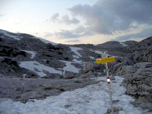 Foto: Datzi / Wander Tour / Rundtour über das Gr. Tragl ( Biwak ) und Hochkasten / Schwaigbrunn / 08.12.2008 12:30:02