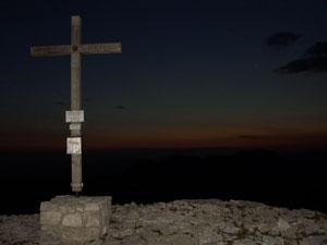 Foto: Datzi / Wander Tour / Rundtour über das Gr. Tragl ( Biwak ) und Hochkasten / Ankunft am Gipfel / 08.12.2008 12:30:12