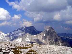 Foto: Datzi / Wander Tour / Rundtour über das Gr. Tragl ( Biwak ) und Hochkasten / Blick vom Hochkasten zur Spitzmauer u. Gr. Priel / 08.12.2008 12:31:28