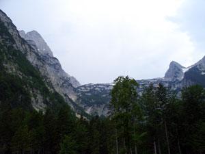 Foto: Datzi / Wander Tour / Rundtour über das Gr. Tragl ( Biwak ) und Hochkasten / Abstieg über zur Dietlalm vom Bösenbuhelsattel / 08.12.2008 12:31:45