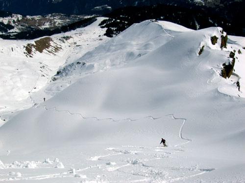 Foto: Kurt Schall / Ski Tour / Furgler 3004 m (von Serfaus) / 18.12.2008 12:24:38