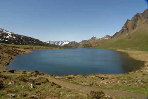 Foto: Lago Ritom / Wander Tour / Sieben Seen Wanderung / Lago Cadagno / 13.12.2008 01:48:59