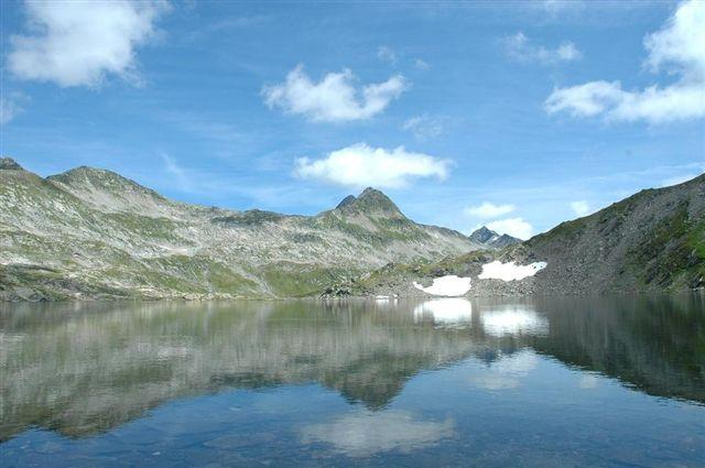 Foto: Lago Ritom / Wander Tour / Sieben Seen Wanderung / Lago Scuro / 13.12.2008 01:46:25