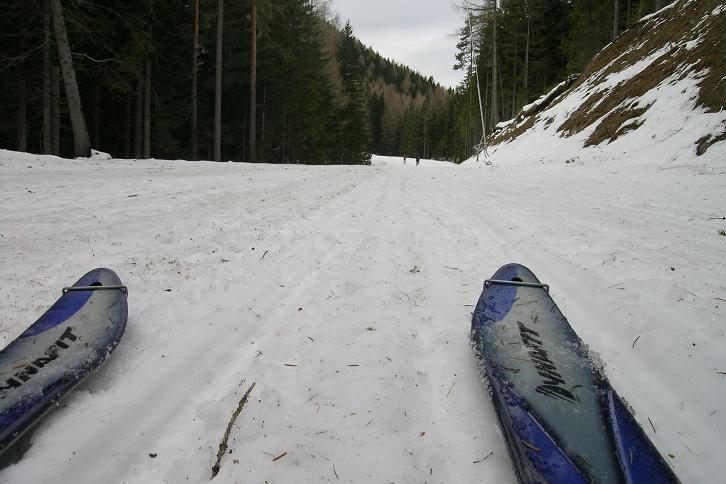 Foto: Andreas Koller / Ski Tour / Leichte Tour auf die Gemeindealpe (1626m) / 15.12.2008 01:07:10