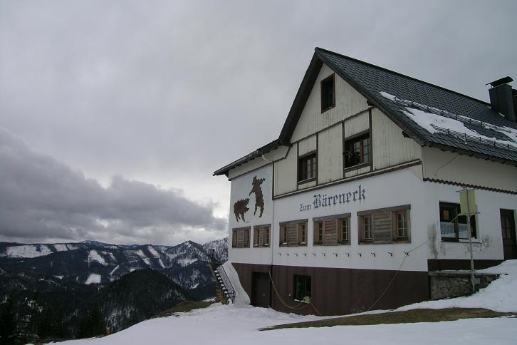Foto: Andreas Koller / Ski Tour / Leichte Tour auf die Gemeindealpe (1626m) / 15.12.2008 01:06:54