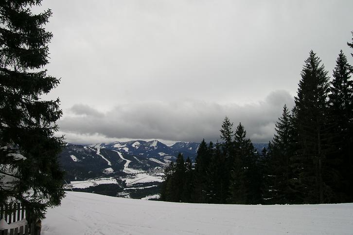 Foto: Andreas Koller / Ski Tour / Leichte Tour auf die Gemeindealpe (1626m) / 15.12.2008 01:06:47