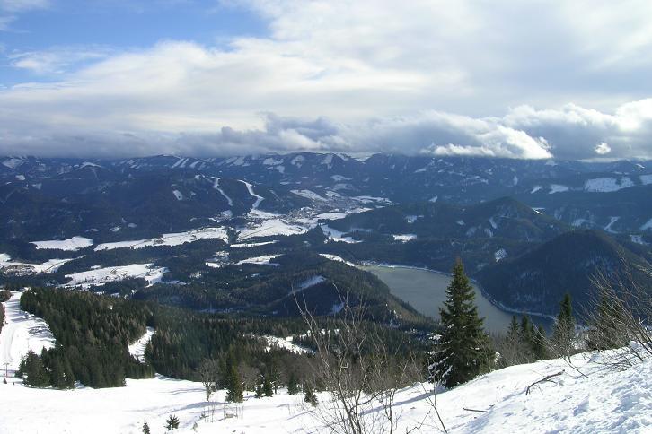 Foto: Andreas Koller / Ski Tour / Leichte Tour auf die Gemeindealpe (1626m) / 15.12.2008 01:05:09