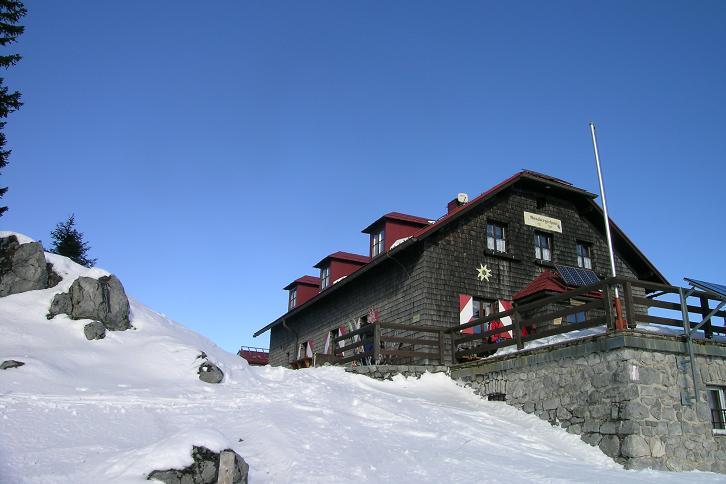 Foto: Andreas Koller / Ski Tour / Leichte Tour auf die Gemeindealpe (1626m) / 15.12.2008 01:05:20