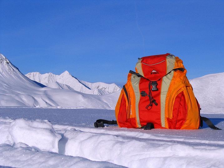 Foto: Andreas Koller / Ski Tour / Anfängertour auf den Spieler (2080m) / Blick ins Herz der Sarntaler Alpen / 15.12.2008 02:10:19