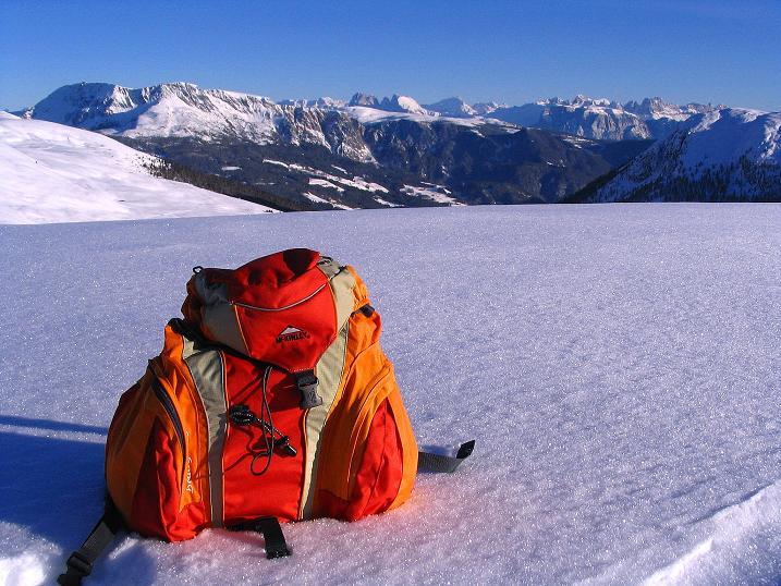 Foto: Andreas Koller / Ski Tour / Anfängertour auf den Spieler (2080m) / 24.12.2008 14:04:56