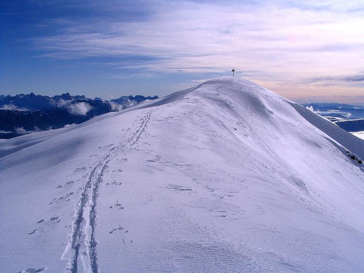 Foto: Andreas Koller / Ski Tour / Von Reinswald auf die Getrumspitze (2589m) / Vom Blankenhorn zur Getrumspitze / 15.12.2008 02:47:38