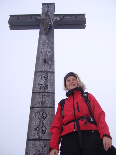 Foto: hofchri / Ski Tour / Zwölferhorn (1521m) von Tiefbrunnau über Stubneralm / 16.12.2008 19:03:52