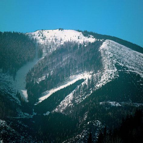 Foto: Kurt Schall / Ski Tour / Lahnberg 1594 m, Donnerkogel 1617 m / 16.12.2008 09:13:47