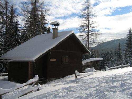 Foto: Kurt Schall / Ski Tour / Kreuzschober (Kaarl) 1410 m / 16.12.2008 09:43:56