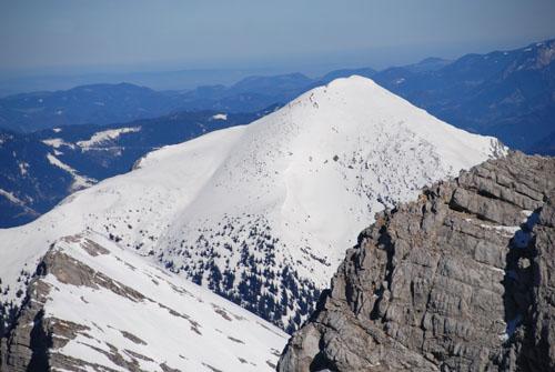 Foto: Kurt Schall / Ski Tour / Tamischbachturm 2035 m, Von Westen über die Ennstalerhütte / 16.12.2008 10:44:44