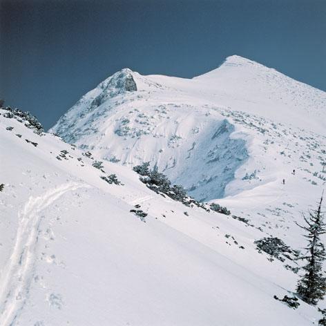 Foto: Kurt Schall / Ski Tour / Tamischbachturm 2035 m, Von Westen über die Ennstalerhütte / 16.12.2008 10:44:32
