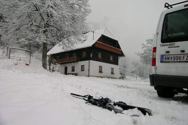 Foto: Andreas Koller / Ski Tour / Der Aibel über dem Mürztal (1394m) / 17.12.2008 00:29:04