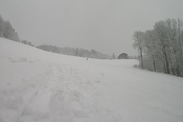 Foto: Andreas Koller / Ski Tour / Der Aibel über dem Mürztal (1394m) / 17.12.2008 00:28:49
