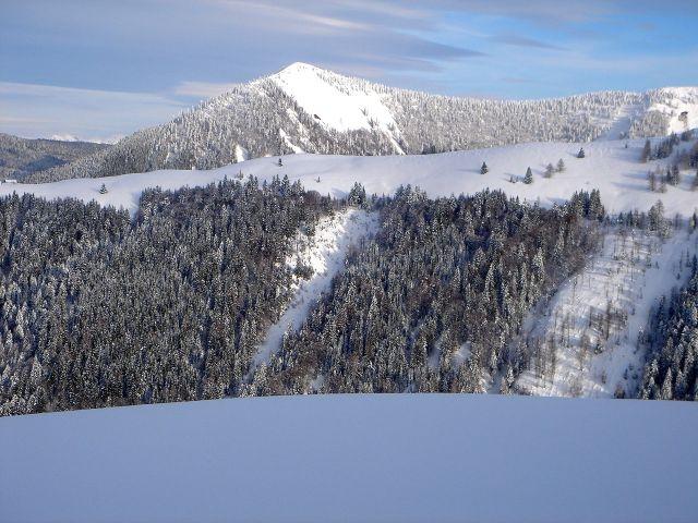 Foto: Manfred Karl / Ski Tour / Vom Satzstein auf das Auhofköpfl / Königsberghorn / 18.12.2008 08:26:17