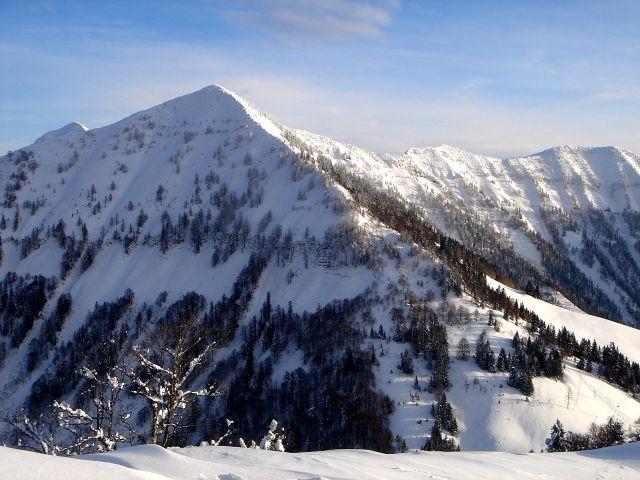 Foto: Manfred Karl / Ski Tour / Vom Satzstein auf das Auhofköpfl / Regenspitze / 18.12.2008 08:24:48