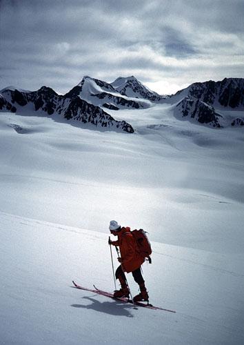 Foto: Kurt Schall / Ski Tour / Hochvernagtspitze 3535 m / 18.12.2008 08:54:37