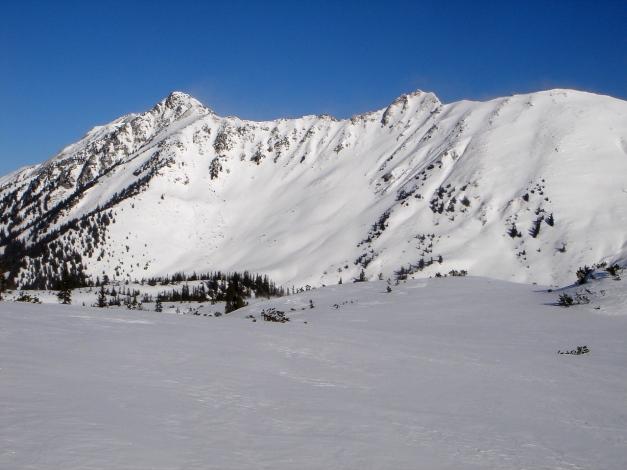 Foto: Manfred Karl / Ski Tour / Zwei leichte Gipfel über dem Kessel der Planneralm / Gstemmerspitzen / 18.12.2008 09:31:50