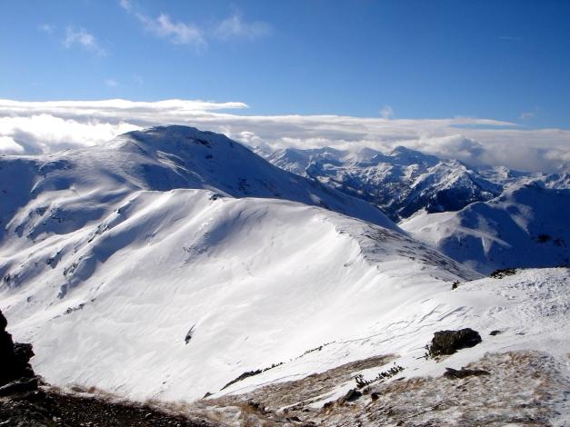 Foto: Manfred Karl / Ski Tour / Zwei leichte Gipfel über dem Kessel der Planneralm / Schreinl / 18.12.2008 09:25:26