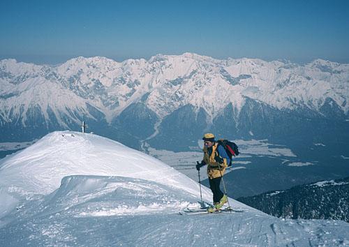 Foto: Kurt Schall / Ski Tour / Pirchkogel 2828 m / 18.12.2008 09:27:07