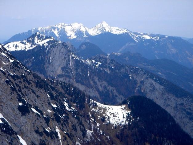 Foto: Manfred Karl / Ski Tour / Skihörndl - Frühjahrsklassiker in den Loferer Steinbergen / Blick zum Sonntagshorn / 18.12.2008 10:14:46