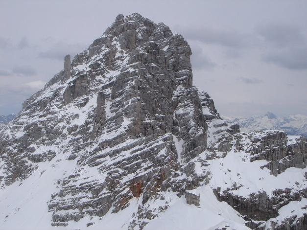 Foto: Manfred Karl / Ski Tour / Skihörndl - Frühjahrsklassiker in den Loferer Steinbergen / Großes Ochsenhorn / 18.12.2008 10:12:12