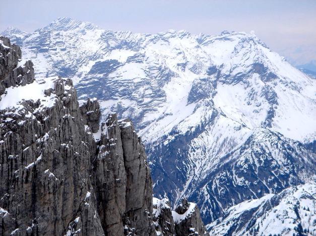 Foto: Manfred Karl / Ski Tour / Skihörndl - Frühjahrsklassiker in den Loferer Steinbergen / Leoganger Steinberge / 18.12.2008 10:11:50