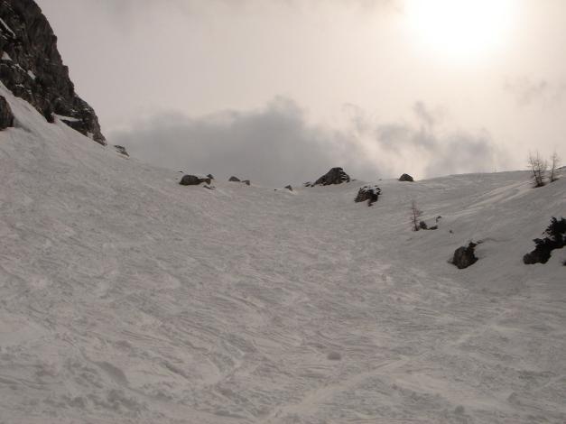 Foto: Manfred Karl / Ski Tour / Skihörndl - Frühjahrsklassiker in den Loferer Steinbergen / Stark frequentiert / 18.12.2008 10:09:17