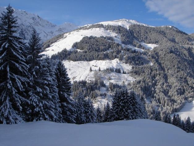 Foto: Manfred Karl / Ski Tour / Aus dem Windautal auf das Gerstinger Joch / Lodron / 18.12.2008 10:59:56